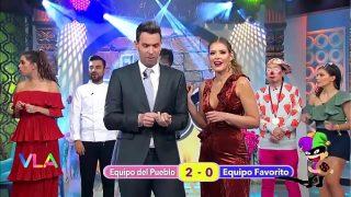 Ingrid Coronado y Vanessa Claudio Culazos VLA 20nov17